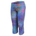 Capezio® Girls' Future Star Printed Capri Sport Tight