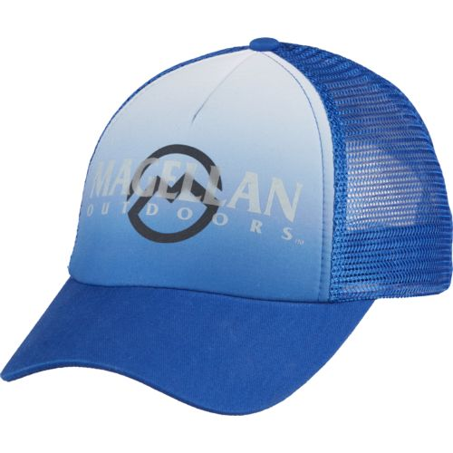 Magellan Outdoors™ Men's Ombré Glow Logo Trucker Cap