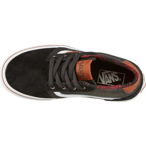Vans Boys' Chapman Mid Shoes - view number 4