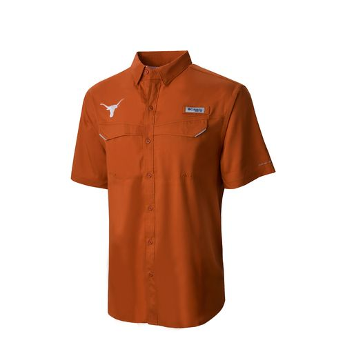 Columbia Sportswear Men's University of Texas Collegiate PFG ZERO Rules™ Polo Shirt