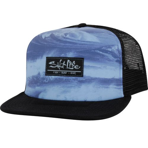 Salt Life™ Men's Stormy Seas Trucker Hat