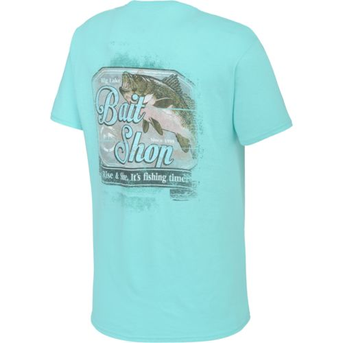 Magellan Outdoors™ Men's Bait Shop Short Sleeve T-shirt