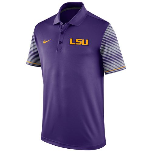 Display product reviews for Nike™ Men's Louisiana State University Early Season Polo Shirt