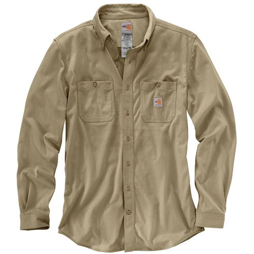 Display product reviews for Carhartt Men's FR Force Cotton Hybrid Shirt