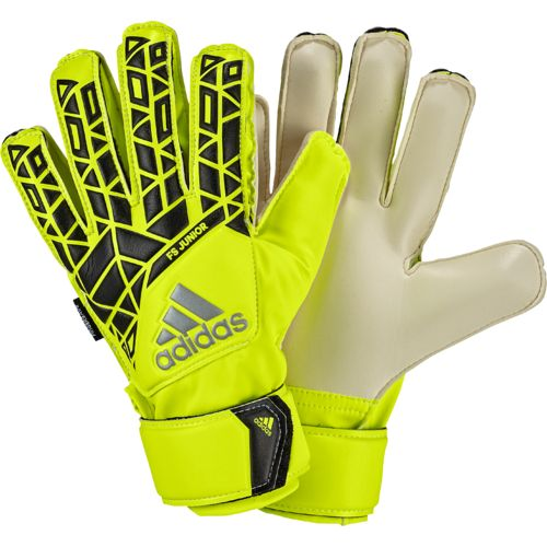 adidas™ Juniors' Ace Fingersave Training Gloves