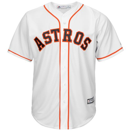 Display product reviews for Majestic Men's Houston Astros Cool Base Replica Jersey