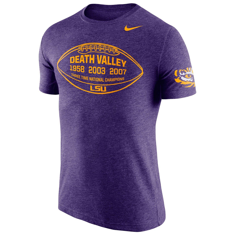 Nike Men's Louisiana State University Moments T-shirt