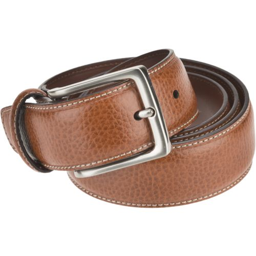 Magellan Outdoors™ Men's Pebble Contrast Stitch Belt