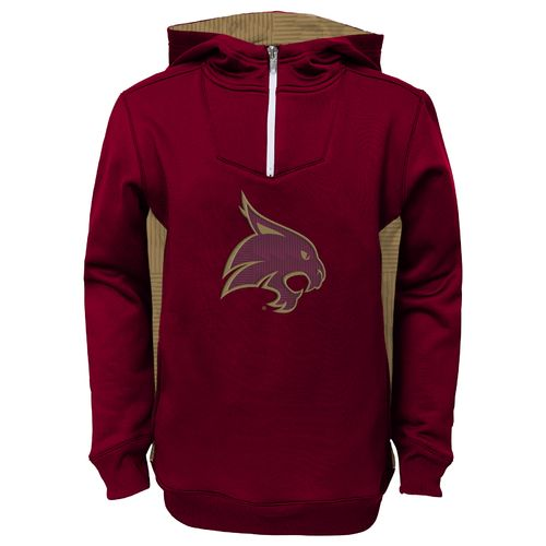 NCAA Kids' Texas State University Pullover Hoodie