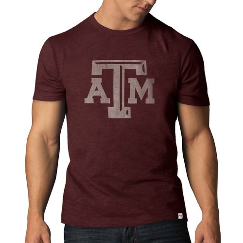 '47 Texas A&M University Logo Scrum T-shirt