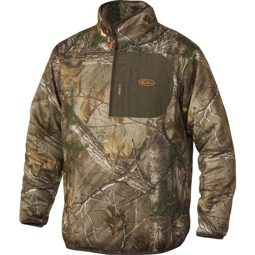 Drake Waterfowl Men's Endurance Realtree Xtra 1/4 Zip Jacket