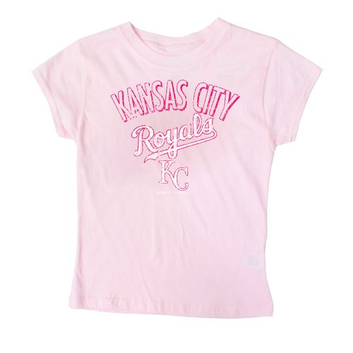 Stitches™ Girls' Kansas City Royals T-shirt