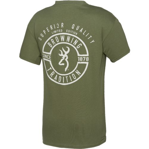 Browning Men's Buckmark T-shirt