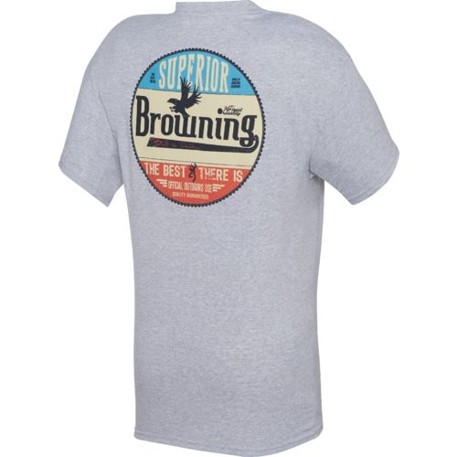 Browning Men's Superior T-shirt