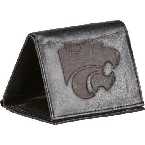 Rico Men's Kansas State University Trifold Wallet