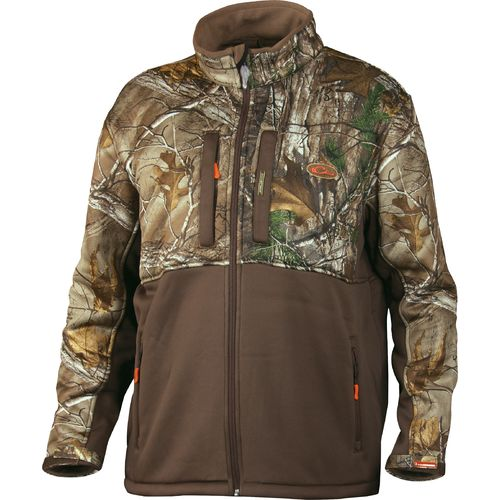Drake Waterfowl Men's Nontypical Silencer Double Impact Full Zip Hunting Jacket