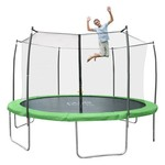 Pure Fun Dura-Bounce 12 ft Trampoline with Enclosure - view number 8