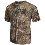 Colosseum Athletics™ Men's Texas Christian University Camo Brow Tine T-shirt