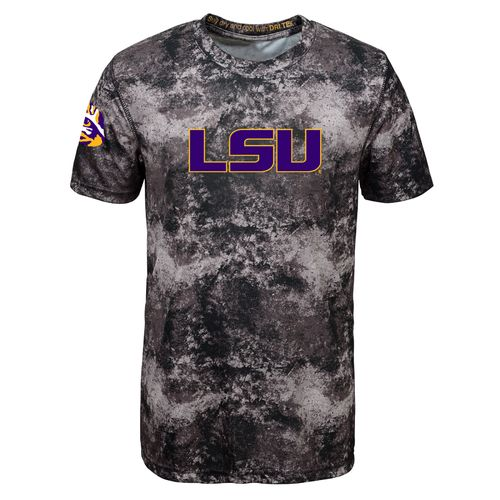 NCAA Kids' Louisiana State University Sublimated Magna T-shirt - view number 1