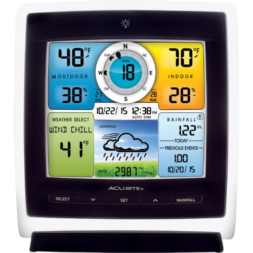 AcuRite Pro 5-in-1 Color Weather Station - view number 2