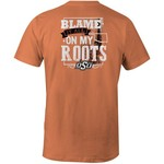 Image One Men's Oklahoma State University Roots Comfort Color T-shirt