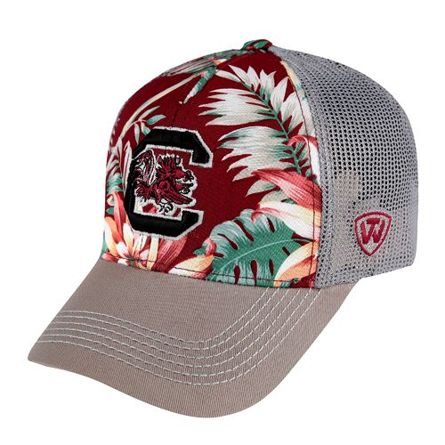 Top of the World Men's University of South Carolina Ocean Front Adjustable Cap