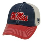 Top of the World Men's University of Mississippi Off-Road Adjustable Cap