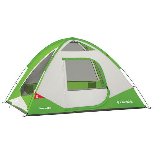 Display product reviews for Columbia Sportswear Pinewood 4 Person Dome Tent