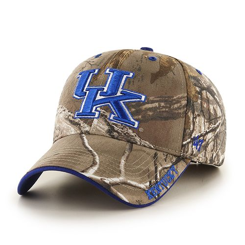 '47 University of Kentucky Realtree Frost MVP Cap