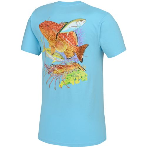 Guy Harvey Men's Supergrouper T-shirt