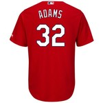 Majestic Men's St. Louis Cardinals Matt Adams #32 Cool Base Replica Jersey