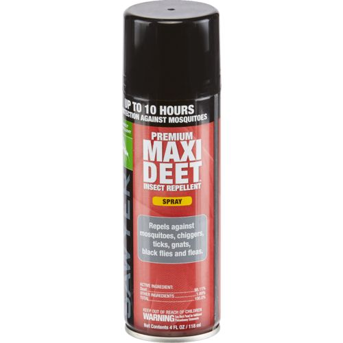 Sawyer MAXI DEET 4 oz. Insect Repellent Spray