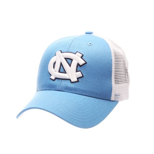 Zephyr Men's University of North Carolina Big Rig Meshback Cap