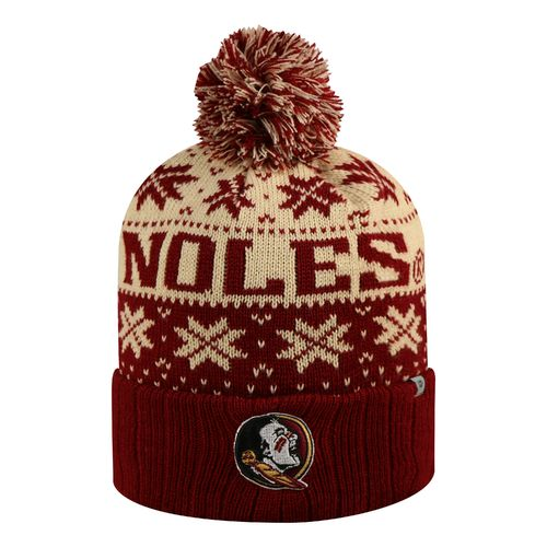 Top of the World Men's Florida State University Subarctic Knit Cap
