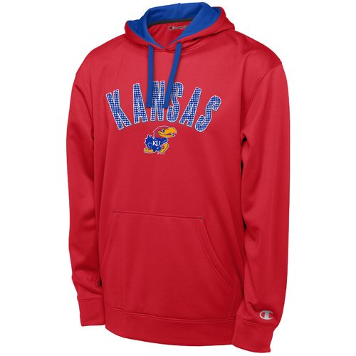 Champion™ Men's University of Kansas Formation Hoodie