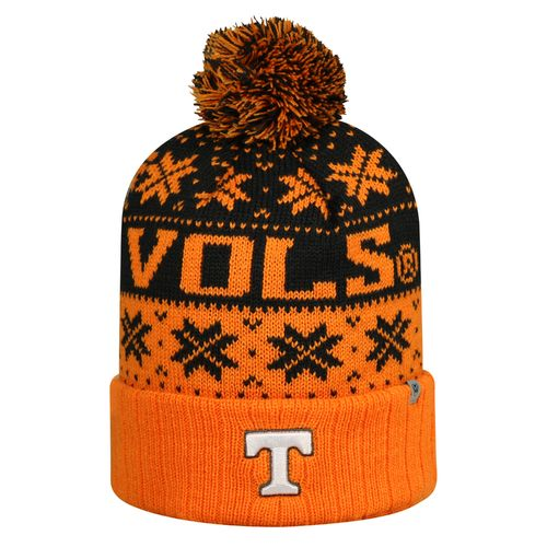 Top of the World Men's University of Tennessee Subarctic Knit Cap