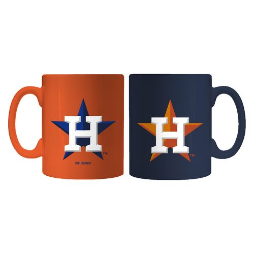 Boelter Brands Houston Astros Home and Away Mug Set
