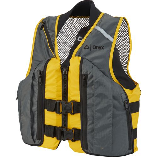 Display product reviews for Onyx Outdoor Deluxe Fishing Life Jacket