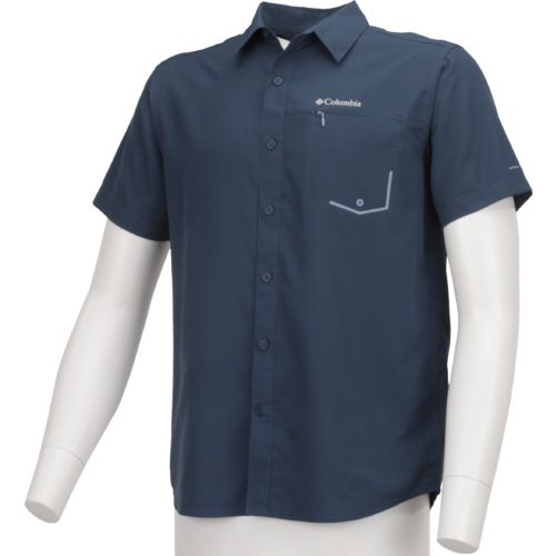 Columbia Sportswear Men's Twisted Creek Short Sleeve Shirt