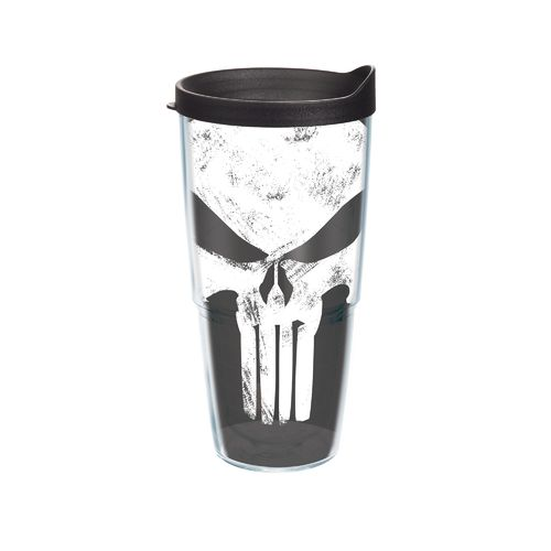 Tervis Marvel™ Punisher 24 oz. Tumbler with Lid