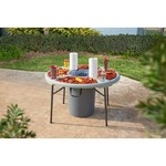Academy Sports + Outdoors 4 ft Round Folding Cookout Table - view number 4