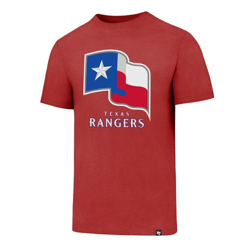 '47 Texas Rangers Sleeve Patch Club T-shirt - view number 1