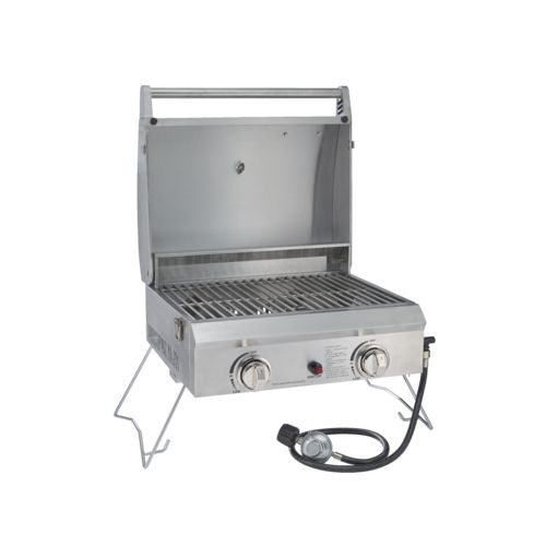 Outdoor Gourmet 2-Burner Gas Portable Grill - view number 2
