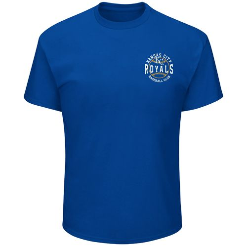 Majestic Men's Kansas City Royals Wave the Pennant T-shirt - view number 2