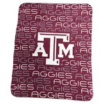 Logo Texas A&M University 50 in x 60 in Classic Fleece Blanket - view number 1