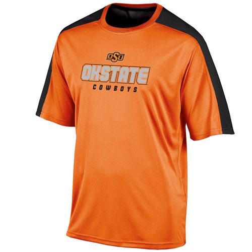 Champion™ Men's Oklahoma State University Colorblock T-shirt