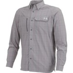 Under Armour Men's Fish Hunter Plaid Long Sleeve Shirt - view number 2