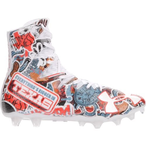 Display product reviews for Under Armour Men's Highlight MC LE Football Cleats
