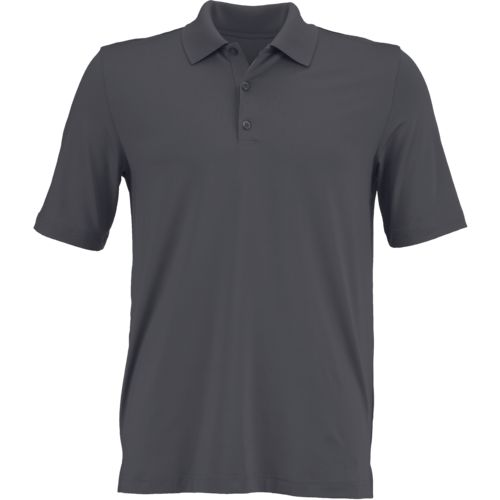 BCG Men's Solid Golf Polo Shirt