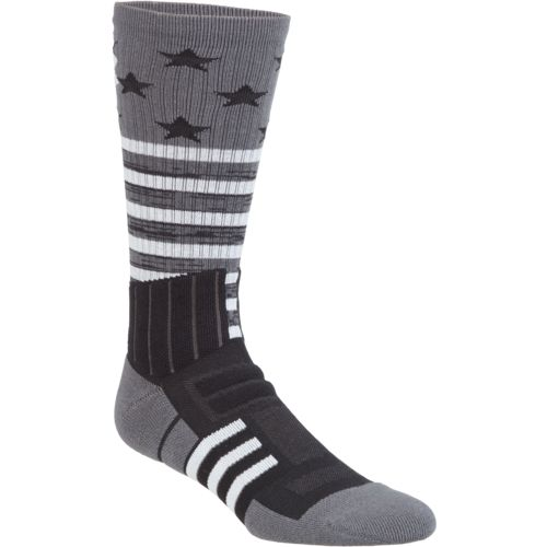 Under Armour Men's Unrivaled Stars and Stripes Crew Socks - view number 1
